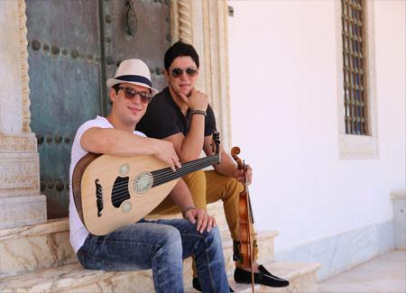 Les Frères Béchir et Mohamed  El-Gharbi